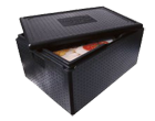 Transportbox ThermoBox 35x35x26,5cm innen